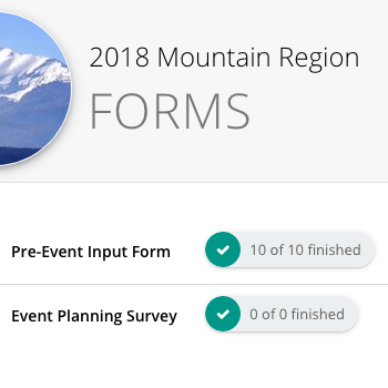 Planning Pod Survey and Form Tool